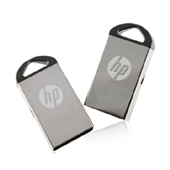 Memoria USB 64GB HP Metal