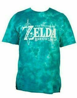 Tshirt Original Zelda Tye Die M