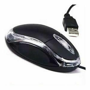 Mouse Optico LED