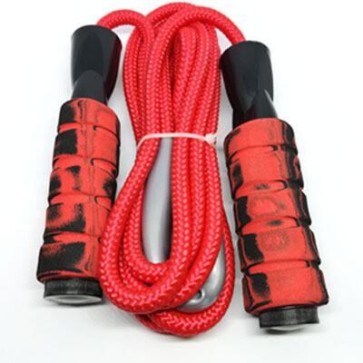 Cuerda para saltar profesional Roja