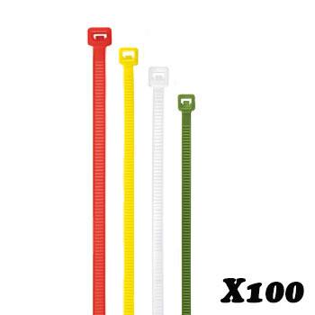Cinchos Sujetables (x100)