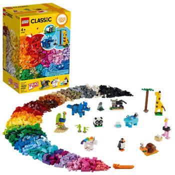 Lego Classic (1500 piezas)