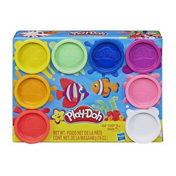 Play-Doh Arcoiris (16 Onzas)