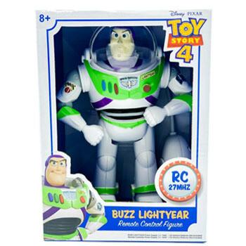 Disney Toy Story 4 Bozz Lightyear de control remoto