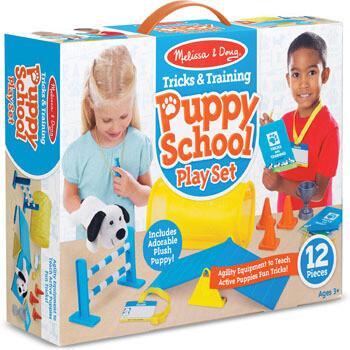 Melissa & Doug Kit Puppy School (12 piezas)
