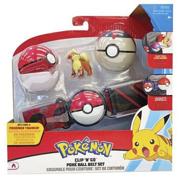 Nintedo Pokemon Set de cinturon