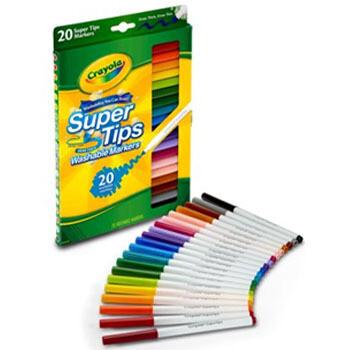 Crayola (20 marcadores)