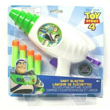 Disney toy story 4 Pistola de dardos