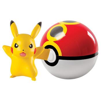 Pokemon: Pikachu + Bola