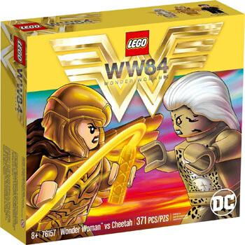 Lego WW84 Wonder Woman (371 piezas)