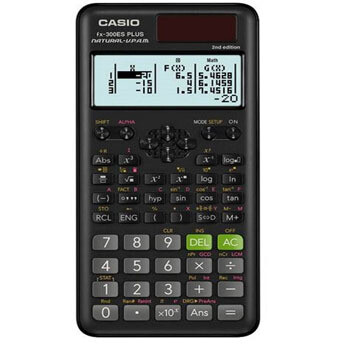 Casio Calculadora Cientifica Fx300es
