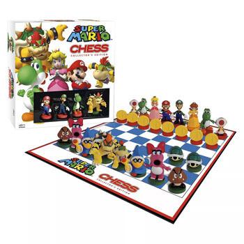 Nintendo Super Mario Ajedrez Collectors Edition