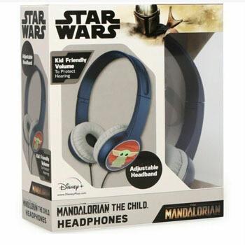 Audifonos Star wars para nino