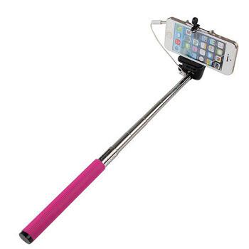 Selfie Stick Rosado