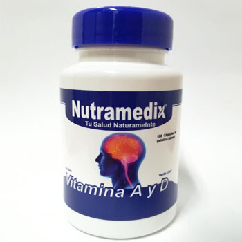 Vitamina A+D X100