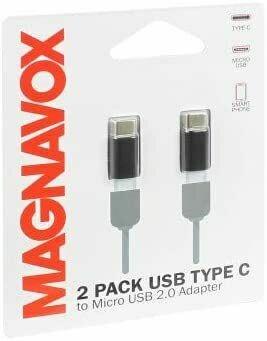 Adaptadores Micro USB a Tipo C (x2)
