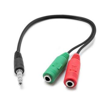 Cable para audio y microfono