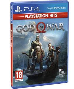 PS4 God of War