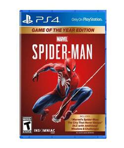 PS4 Marvels Spider Man