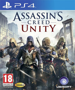 PS4 Assasins Creed Unity