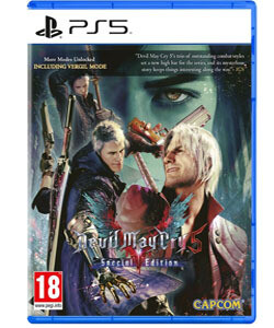 PS5 Devil May Cry 5