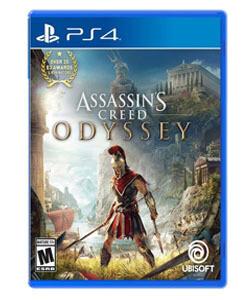 PS4 Assasins Creed Odyssey