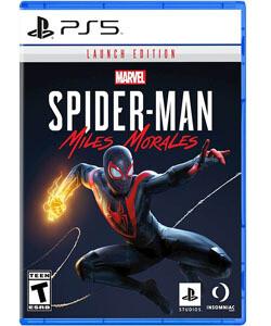 PS5 Marvels Spider Man