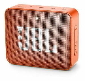 JBL Bocina Bluetooth GO2 Anaranjado