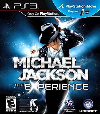PS3 Michael JacsonThe Experience