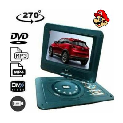 Reproductor Portatil SD/USB/DVD/MP/+300 Juegos