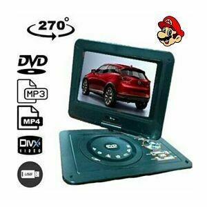Reproductor DVD/USB/SD/MP/+300 Juegos