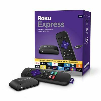 Roku Express (Netflix y Disney+)