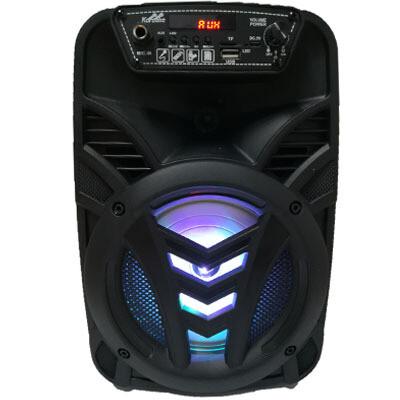 Bocina Bluetooth SD/USB/FM/MIC 2000W