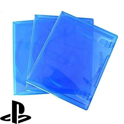 Estuche para PS4 (1 Unidad)
