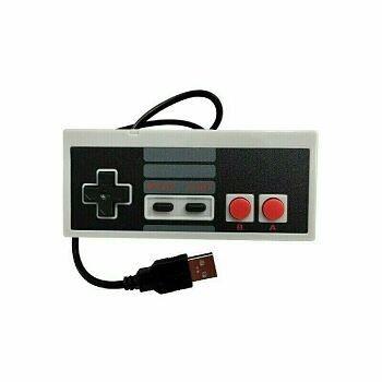 Controles USB Tipo NES