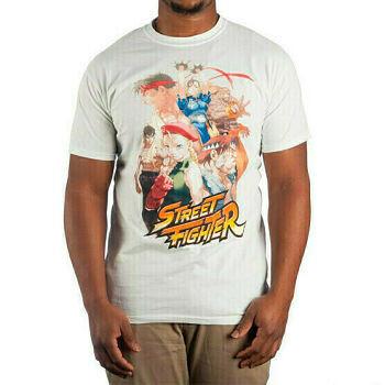 Tshirt Original Street Fighter Small