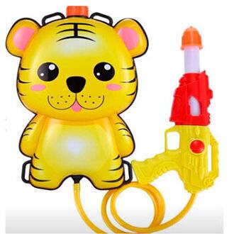 Pistola de Agua con Mochila Tigre