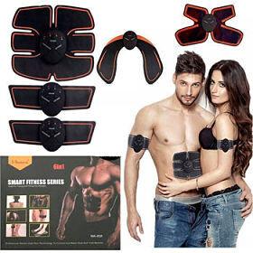 Estimulador Muscular Deluxe 6 en 1