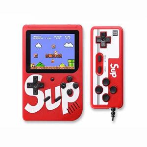 Consola Retro 400 Juegos + Control - Roja