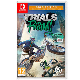 Switch Trials Rising Gold