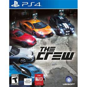 PS4 The Crew (online)