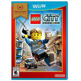 WiiU Lego City Undercover