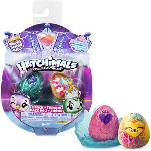 Hatchimals Royal Snow Ball