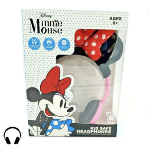 Audifonos Minnie Mouse 3.5mm