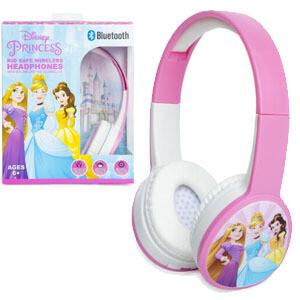 Audifonos Bluetooth Disney Princess