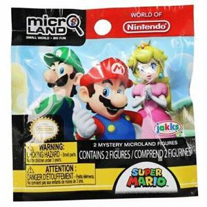 Figuras Nintendo Micro Land