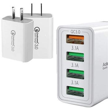 Hub USB carga rapida
