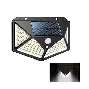 Lampara Solar 100 LED