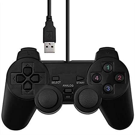 Control USB con Joystick