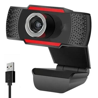 Web Cam con microfono